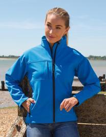 Ladies` Classic Soft Shell Jacket