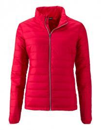 Ladies` Padded Jacket